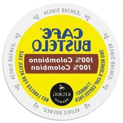 Cafe Bustelo 100% Colombian Coffee 24 to 96 K cups Pick Any
