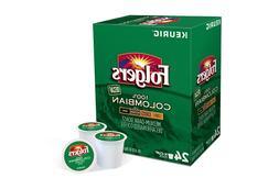 Folgers, 100% Colombian Decaf Coffee, Keurig K-Cups, 48-Coun