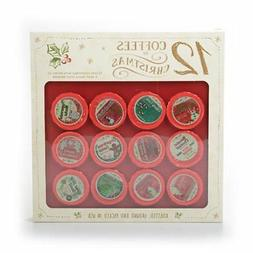 12 Coffees of Christmas - 12 K Cups - Premium Holiday Coffee