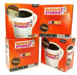 128 count dunkin donuts original blend coffee