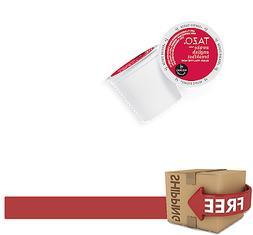 144 KEURIG K-CUPS Starbucks Tea Tazo Awake English Breakfast