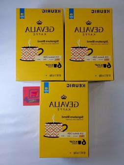 18 Gevalia Kaffe Signature Blend 100% Arabica Mild Coffee K-