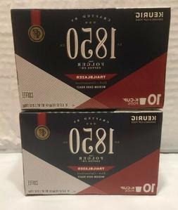 Folgers 1850 Trailblazer 100% Premium Arabica Coffee K-Cup 2