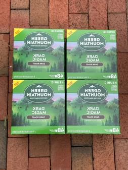 192 K-cups Keurig Green Mountain Dark Magic Roast NEW! Best