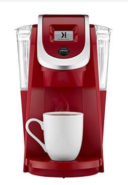 KEURIG HOT 2.0 K200 Plus Single Serve Plus Coffee Maker- RED