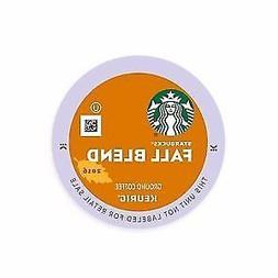 Starbucks 2107  fall blend 100 k cups read descritpion