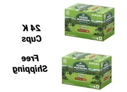 216 GREEN MOUNTAIN HALF-CAFF K-Cups® Coffee Medium Roast, E