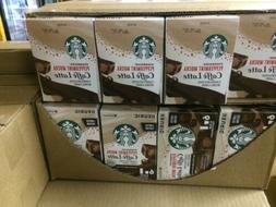 24 Keurig Starbucks PEPPERMINT MOCHA Caffe Latte K-cups Plus