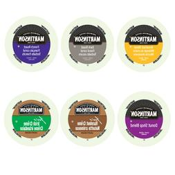96 Count Martinson K-Cups value Pack For Keurig! Just Pick Y