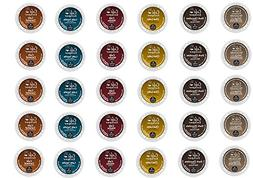 30 Count - Cafe Escape Variety K Cup For Keurig K-Cup Brewer