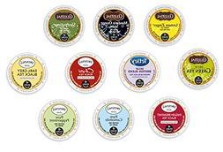 30 Count - Variety Decaf Tea K-Cup for Keurig K Cup Brewers