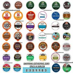 1 Sample or 44 Count Keurig K-Cups ASSORTED FLAVORED MIXED V