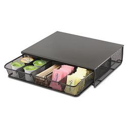 Safco 3274BL One Drawer Hospitality Organizer  5-Compartment