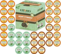 Cha4TEA 36-Count Herbal Tea K Cups for Keurig K-Cup Brewer (