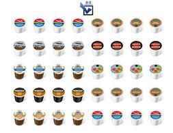 40-count - NEW Flavor Coffee Variety Pack for Keurig® 2.0 B