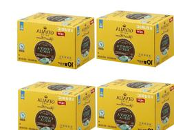 40 Gevalia K Cups Costa Rica Blend Coffee Pods 4 boxes of 10