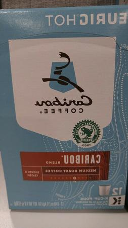 48  Count Keurig K-Cups, Caribou Blend Medium Roast Coffee P