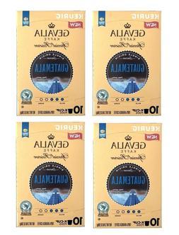 4X Gevalia Kaffe Special Reserve Guatemala 100% Aribica Coff