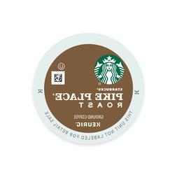 50 K Cups - Starbucks Pike's Place Blend - Loose K Cups - 2.