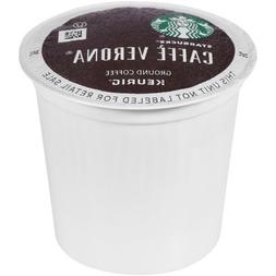50 K Cups - Starbucks Verona - Loose K Cups - 2.0 Compatible