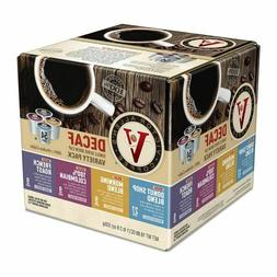 54-Count Victor Allen® DECAF Variety PacK, Single Serve K-C