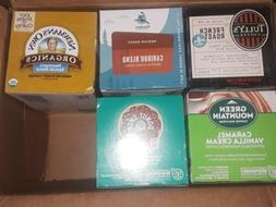 60 Coffee K Cups Coffee 5X Keurig K-cup boxes Variety Flavor