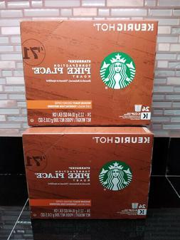 STARBUCKS 71 PIKE PLACE TORREFACTION MEDIUM ROAST COFFEE 48