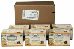 Grove Square 72 K-Cups Keuring Coffee 6 X 12 Packs  Kcups