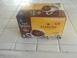 9 Bus Gevalia Coffee K-Cups Pods Sweet and Creamy, S'Mores,
