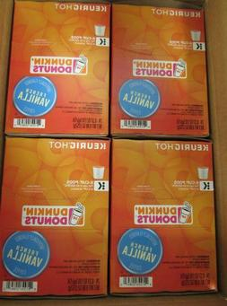 96 Count Dunkin' Donuts French  Vanilla K-Cups Best Buy Apri