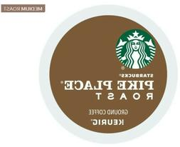 96 Count Starbucks Pike Place KCups / K-Cups for Keurig