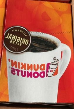 96 K Cups Dunkin Donuts Original Blend Coffee
