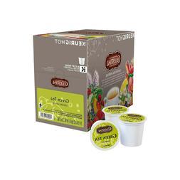 96 K Cups - Celestial Seasonings Green Tea - Sealed Boxes -