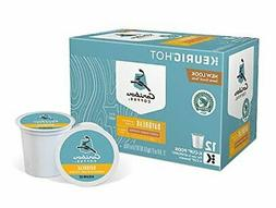 Caribou Coffee K-Cups, Daybreak Morning Blend, 12 k-cups