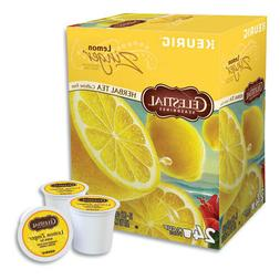 Celestial Seasonings Lemon Zinger Herbal Tea, K-Cup Portion