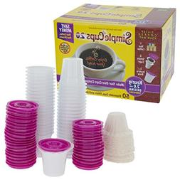 Disposable Cups for Use in Keurig® 2.0 Brewers - 50 - 2.0 C