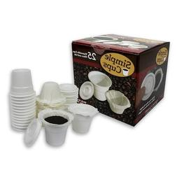 Disposable Cups for Use in Keurig® Brewers - Simple Cups -