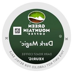 Green Mountain Coffee, Dark Magic , 72-Count K-Cups for Keur