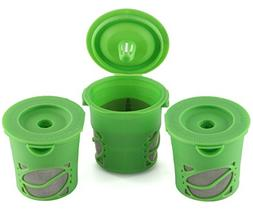 Greenco Reusable Coffee Filter, Refillable K-cup for Keurig