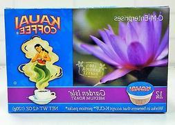 Kauai Coffee, K-Cup Single Serve, 12 Count, 4.2 oz Box