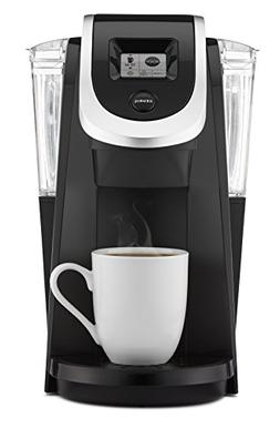 Keurig K250 Single Serve, K-Cup Pod Coffee Maker with Streng