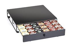 Storage Drawer for K-Cup Pods. Store Pods Underneath the Bre