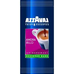 100% Arabica Espresso Point Machine Cartridges, Two/Pack, 50