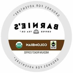 Barnie's Fairtrade Organic Colombian Medium Roast Coffee K-C