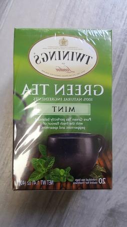 Twinings Black Tea China Oolong 20 Count Bagged Tea