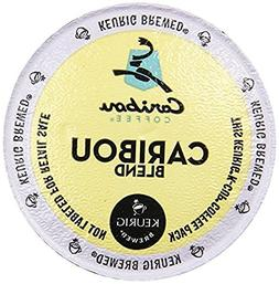Caribou Coffee Caribou Blend Single Serve Coffee K-Cups, 48-