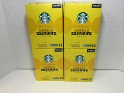 STARBUCKS BLONDE SUNRISE BLEND 22 K CUPS X 2 BOXES  LIMITED