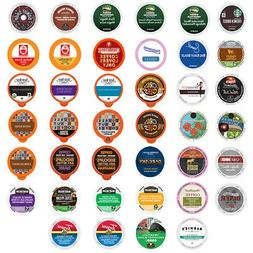Custom Variety Pack Bold Coffee Single Serve Cups for Keurig