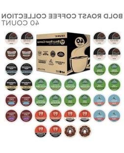 Keurig Bold Lover's Roast Coffee Collection K-Cups Single