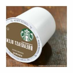 Starbucks Breakfast Blend Coffee Keurig K-Cups 2 22-Ct Boxes